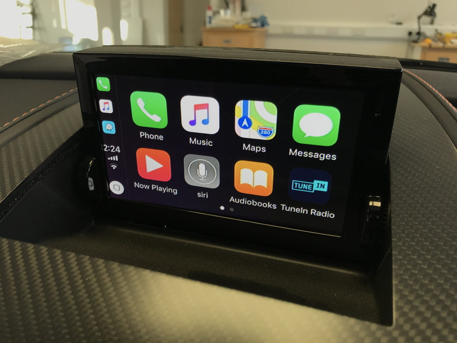 Apple Carplay For Aston Martin Aston Installations Ltd