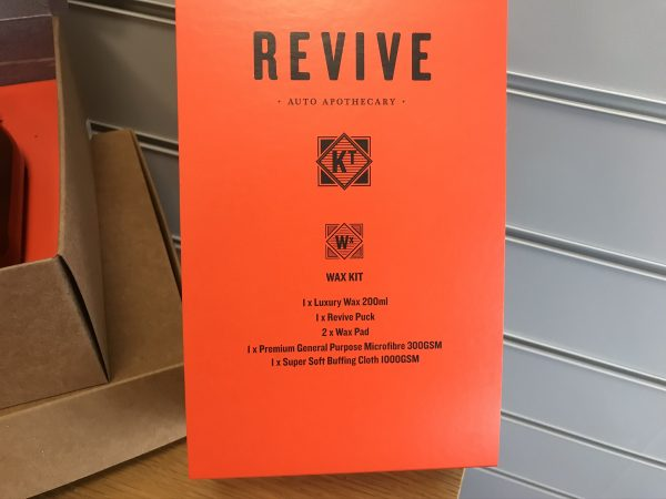 Revive Wax Kit