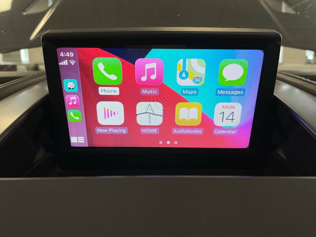 Aston Martin HD Screen upgrade for Volvo Navigation